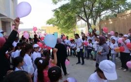 عقدت مؤسسة ملتقى الطلبة لقاء حول المشاركة المجتمعية والتنشئة الديمقراطية والوعي الثقافي والوطني