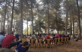 بالشراكة مع ملتقى الطلبةملتقى الشراكة الشبابي يختتمم مخيمه الشبابي السنوي